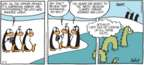 Comic Strip Alex Hallatt  Arctic Circle 2018-02-11 climate change