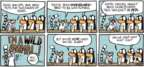 Comic Strip Alex Hallatt  Arctic Circle 2018-04-22 dog year