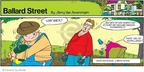 Comic Strip Jerry Van Amerongen  Ballard Street 2007-10-28 plant