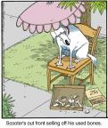 Comic Strip Jerry Van Amerongen  Ballard Street 2014-05-12 dog bone