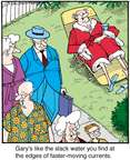 Comic Strip Jerry Van Amerongen  Ballard Street 2015-04-01 lazy