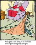 Comic Strip Jerry Van Amerongen  Ballard Street 2015-05-16 light