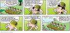 Comic Strip Brian Walker Greg Walker Mort Walker  Beetle Bailey 2010-04-11 climate