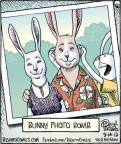 Comic Strip Dan Piraro  Bizarro 2012-09-14 rabbit