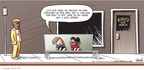 Comic Strip Darrin Bell  Candorville 2008-10-12 real estate
