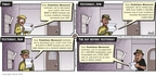 Comic Strip Darrin Bell  Candorville 2009-03-22 financial institution