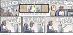 Comic Strip Darrin Bell  Candorville 2009-09-27 health care reform
