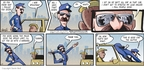 Comic Strip Darrin Bell  Candorville 2009-12-20 violation