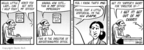 Comic Strip Darrin Bell  Candorville 2010-03-25 intrude