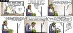 Comic Strip Darrin Bell  Candorville 2019-06-09 television cartoon