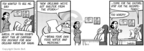 Comic Strip Darrin Bell  Candorville 2005-10-06 wordy