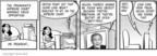Comic Strip Darrin Bell  Candorville 2005-10-18 log out