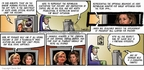 Comic Strip Darrin Bell  Candorville 2005-12-04 due