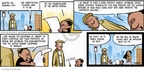 Comic Strip Darrin Bell  Candorville 2006-01-08 presidential authority