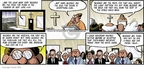 Comic Strip Darrin Bell  Candorville 2006-02-19 warrantless wiretap