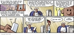 Comic Strip Darrin Bell  Candorville 2006-03-05 warrantless wiretap