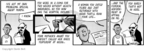 Comic Strip Darrin Bell  Candorville 2006-03-21 warrantless wiretap