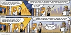 Comic Strip Darrin Bell  Candorville 2006-05-07 presidential authority