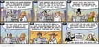 Comic Strip Darrin Bell  Candorville 2006-05-14 deport