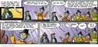Comic Strip Darrin Bell  Candorville 2006-07-09 work at home