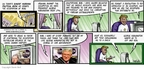 Comic Strip Darrin Bell  Candorville 2006-07-23 house