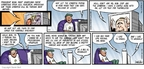 Comic Strip Darrin Bell  Candorville 2006-08-13 perish