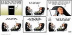 Comic Strip Darrin Bell  Candorville 2007-09-30 issue policy