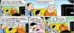 Comic Strip John Hambrock  The Brilliant Mind of Edison Lee 2013-02-17 throw up