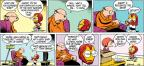 Comic Strip John Hambrock  The Brilliant Mind of Edison Lee 2013-05-05 hat
