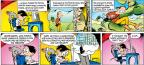 Comic Strip John Hambrock  The Brilliant Mind of Edison Lee 2013-10-27 vacation