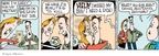 Comic Strip Signe Wilkinson  Family Tree 2008-12-02 marriage