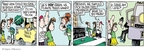 Comic Strip Signe Wilkinson  Family Tree 2008-12-06 environment