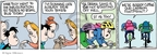 Comic Strip Signe Wilkinson  Family Tree 2009-01-20 environment