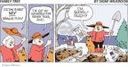 Comic Strip Signe Wilkinson  Family Tree 2009-04-05 tool