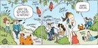 Comic Strip Signe Wilkinson  Family Tree 2009-04-19 outdoors