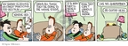 Comic Strip Signe Wilkinson  Family Tree 2009-05-27 football