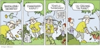 Comic Strip Signe Wilkinson  Family Tree 2009-07-12 thistle