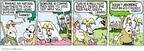 Comic Strip Signe Wilkinson  Family Tree 2009-08-15 environment