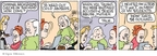 Comic Strip Signe Wilkinson  Family Tree 2009-10-30 student teacher
