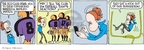 Comic Strip Signe Wilkinson  Family Tree 2009-11-12 football team