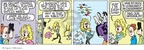 Comic Strip Signe Wilkinson  Family Tree 2009-11-14 football team