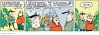 Comic Strip Signe Wilkinson  Family Tree 2009-12-18 environment