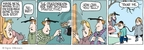 Comic Strip Signe Wilkinson  Family Tree 2010-02-03 teen