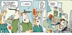 Comic Strip Signe Wilkinson  Family Tree 2010-02-14 teen