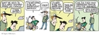 Comic Strip Signe Wilkinson  Family Tree 2010-02-11 teen