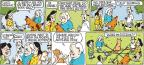 Comic Strip Signe Wilkinson  Family Tree 2010-08-15 activism