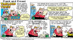 Comic Strip Bob Thaves Tom Thaves  Frank and Ernest 2002-01-06 honey bee