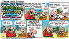 Comic Strip Bob Thaves Tom Thaves  Frank and Ernest 2002-02-03 truth