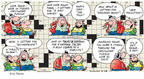 Comic Strip Bob Thaves Tom Thaves  Frank and Ernest 2002-04-28 driving pollution