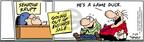Comic Strip Bob Thaves Tom Thaves  Frank and Ernest 2004-07-29 corruption
